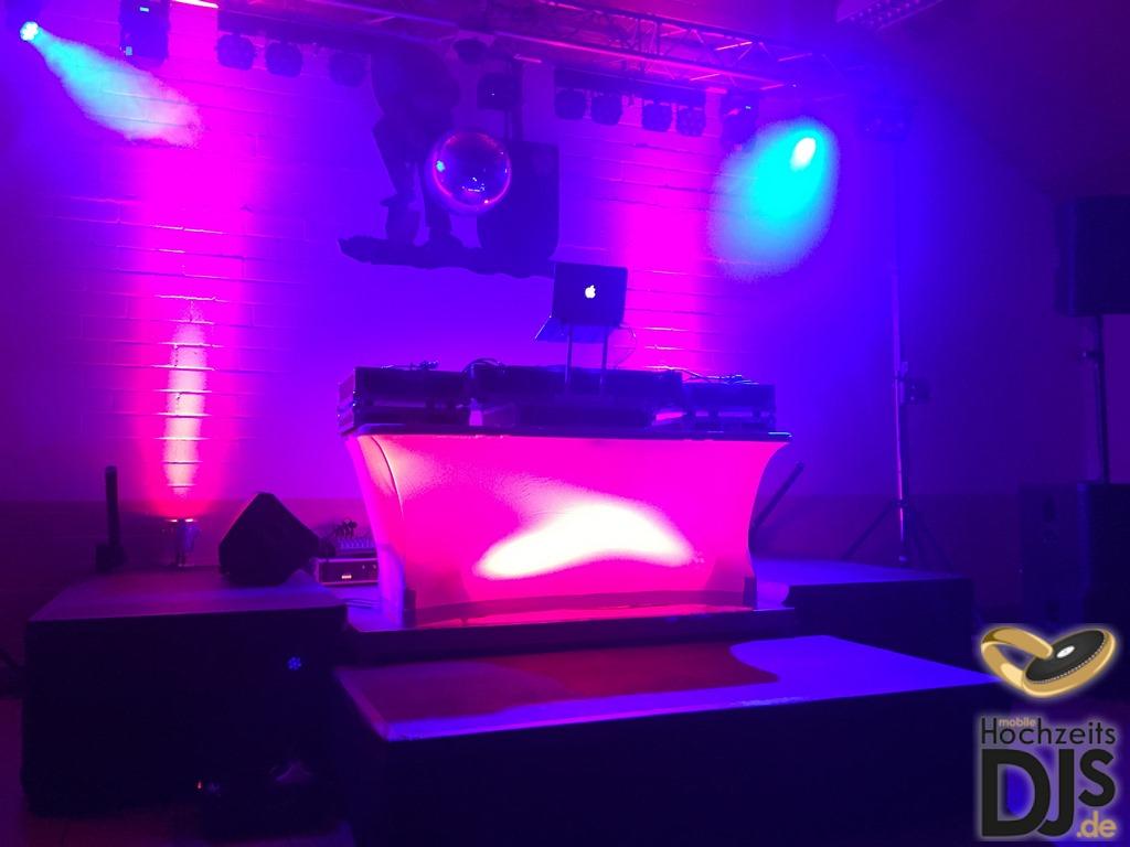 DJ-Tisch