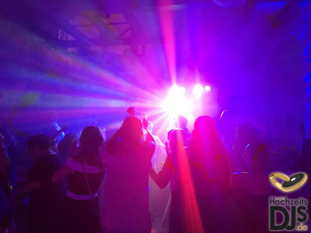 Lichtshow DJ Paket Elegance