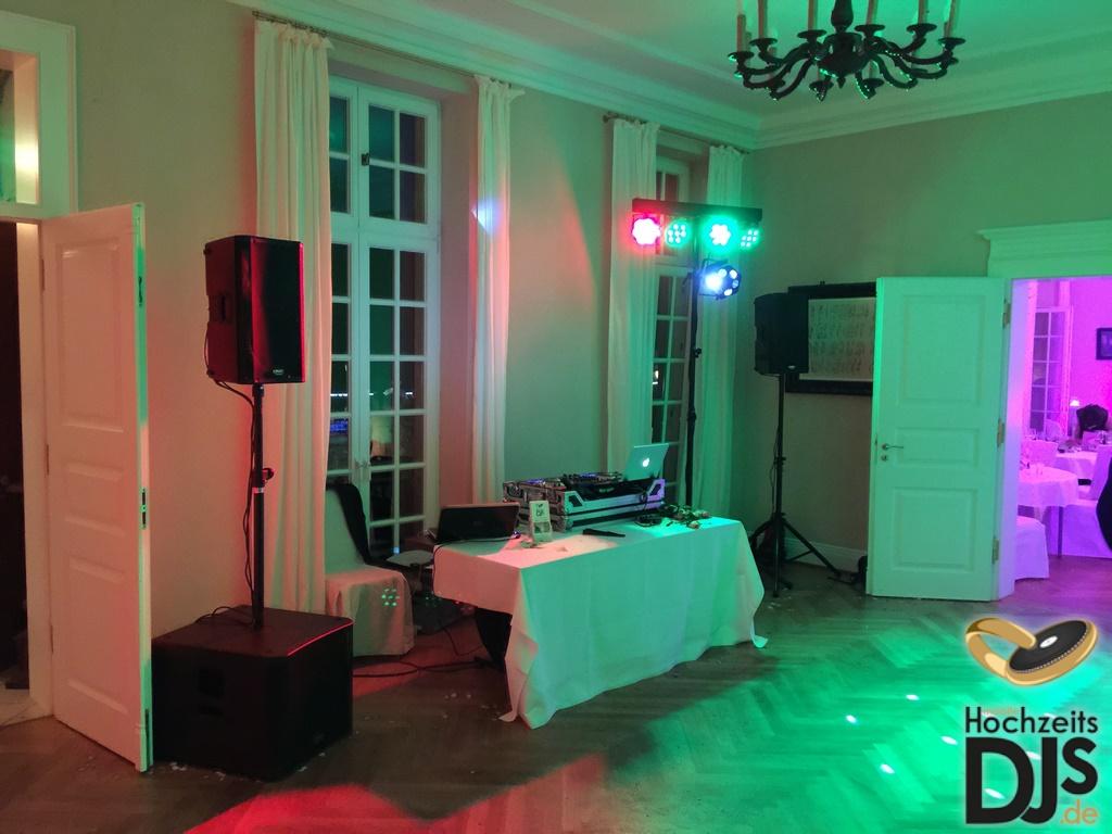DJ Paket Elegance mit Licht