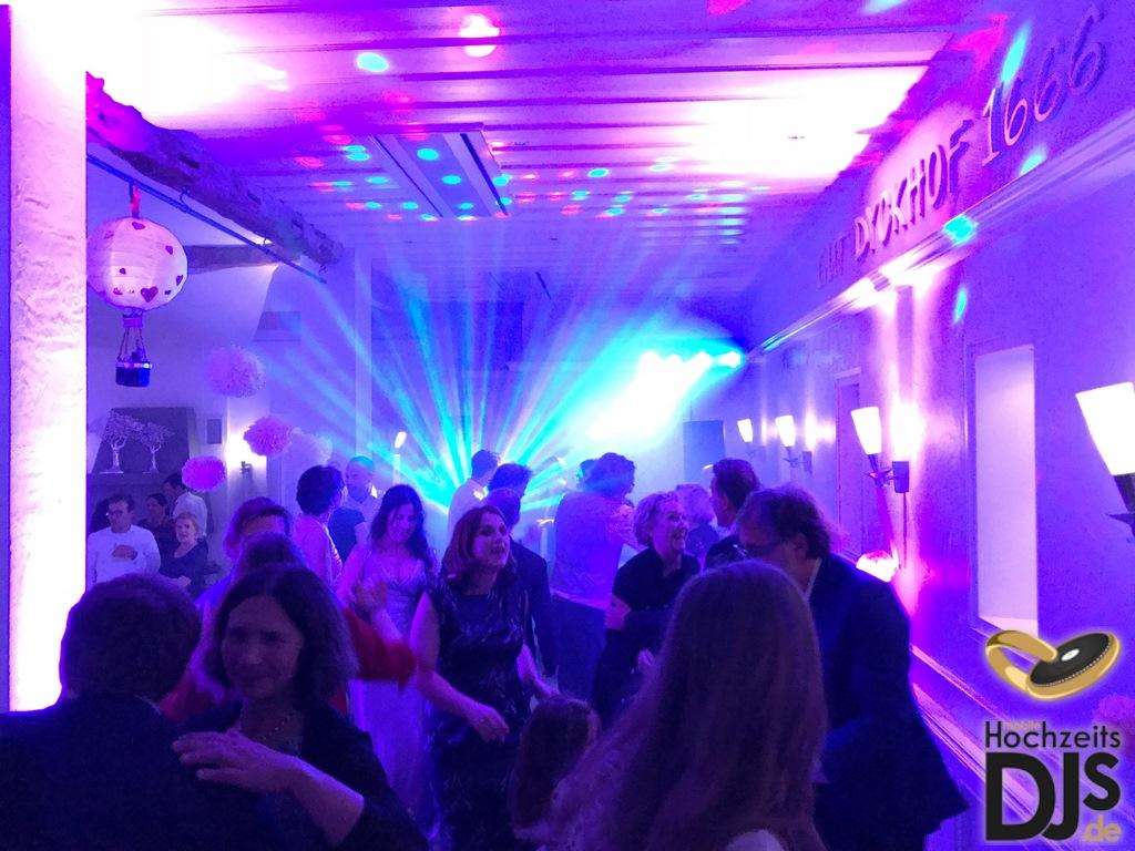 Lichtseffekt mit DJ Paket Elegance