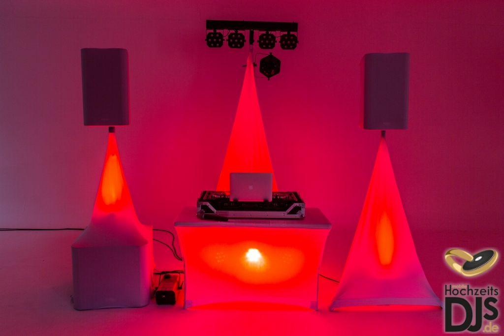 DJ Paket Elegance mit White-Wedding-Paket
