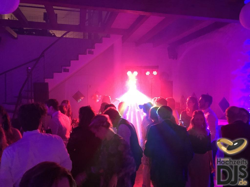 Hochzeitsfeier DJ Paket Elegance