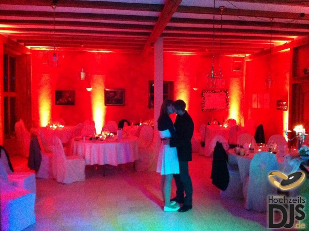 Dekorationsbeleuchtung Hochzeit