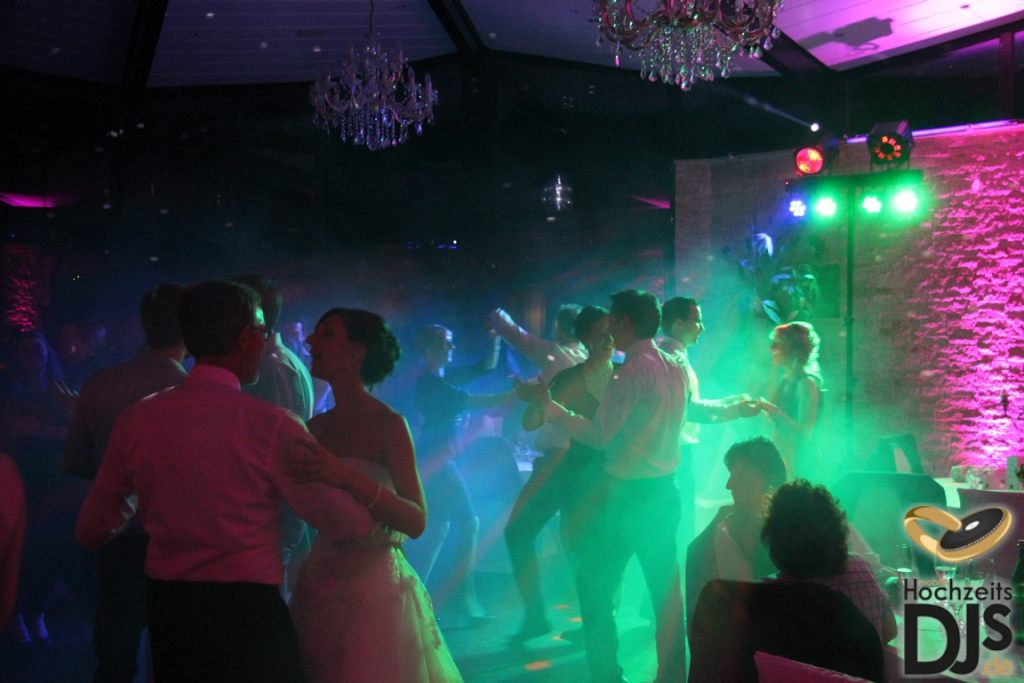 LED Lichtbahr Hochzeit