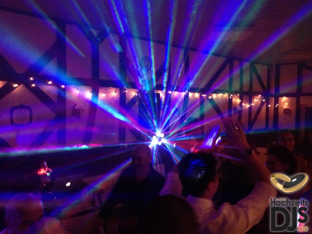 LED Lichteffekt Party