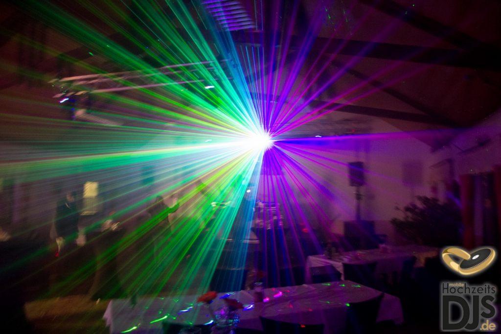 Lasershow deluxe