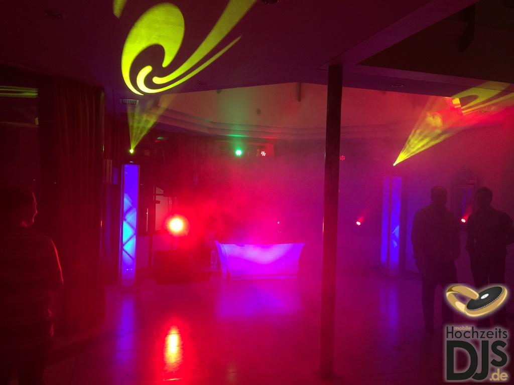 Licht und Nebel DJ Paket Superior B