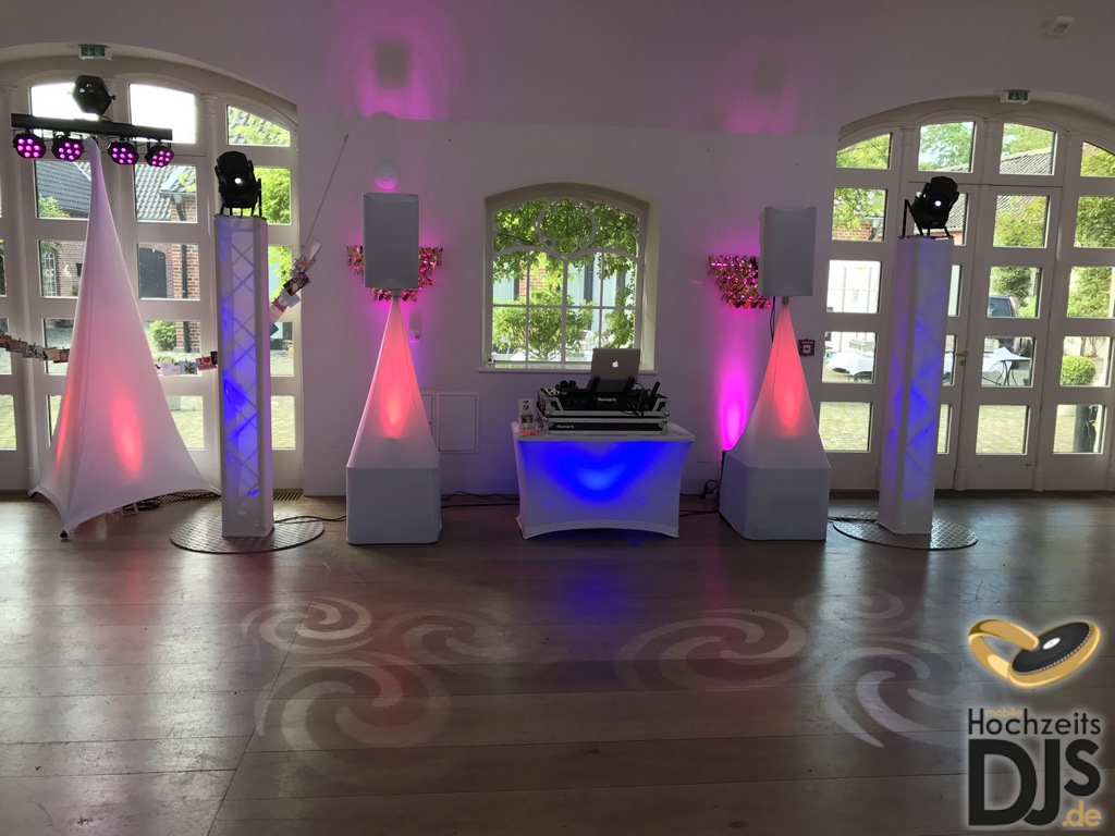 DJ Paket Superior B mit White-Wedding-Paket