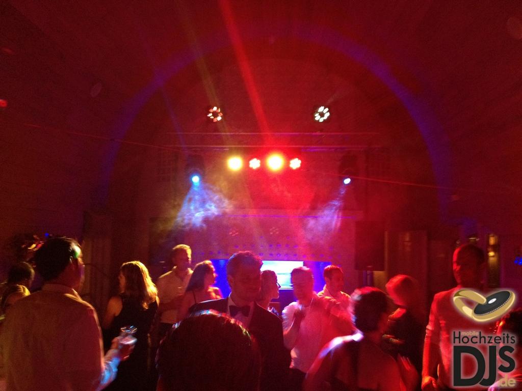 Aufbau DJ Paket Superior A