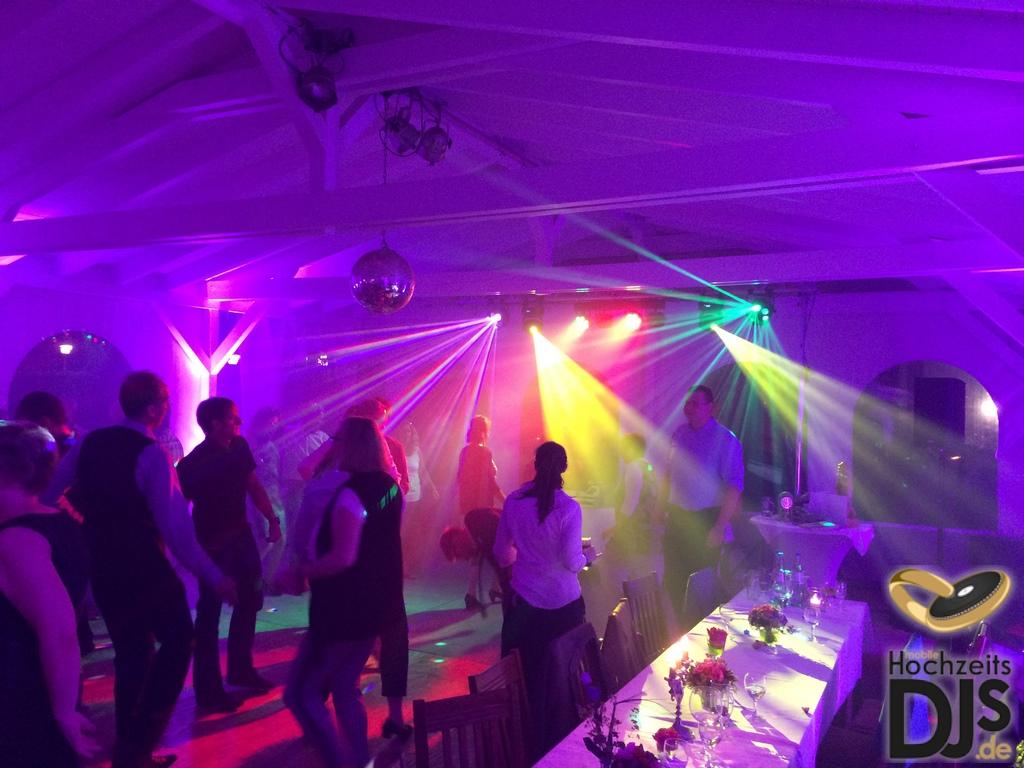 Hochzeits DJ mit Superior A