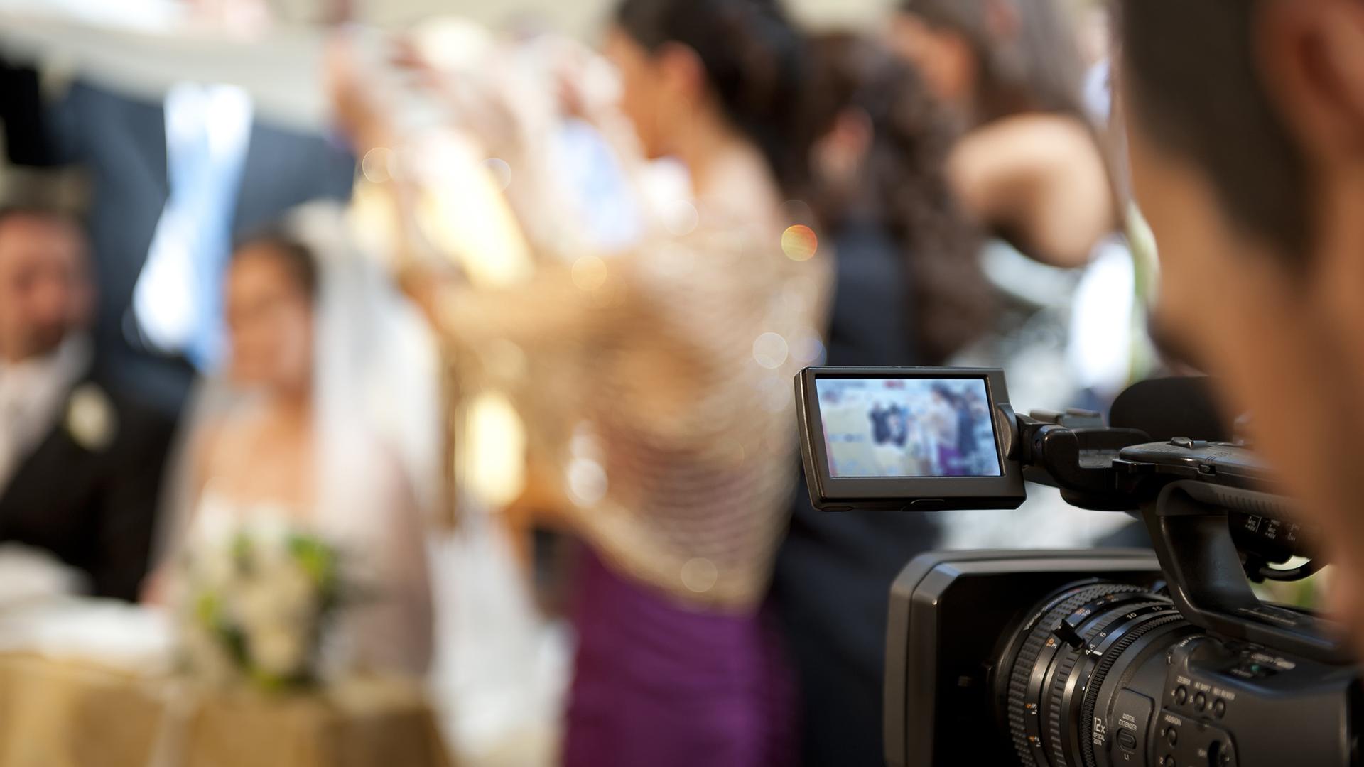 Livestream Hochzeit