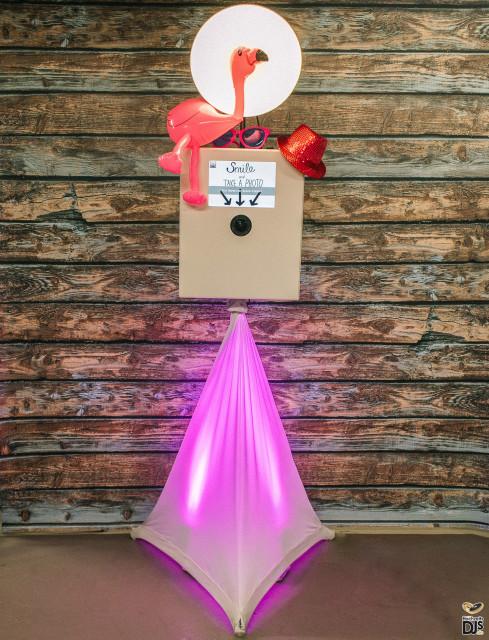 Photobooth für Eure Hochzeit
