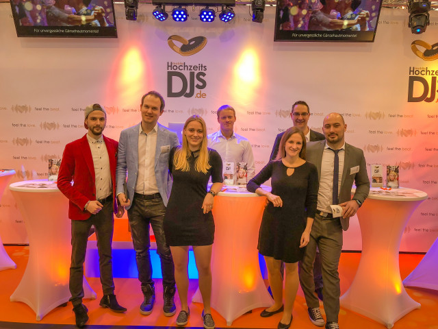 TrauDich! Düsseldorf 2019 Hochzeitsmesse