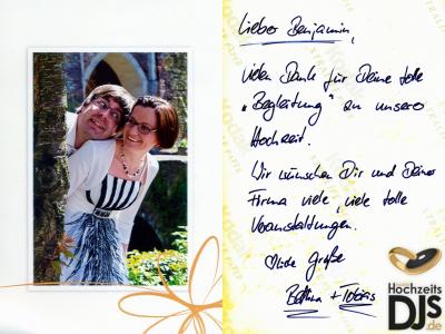 Bettina & Tobias