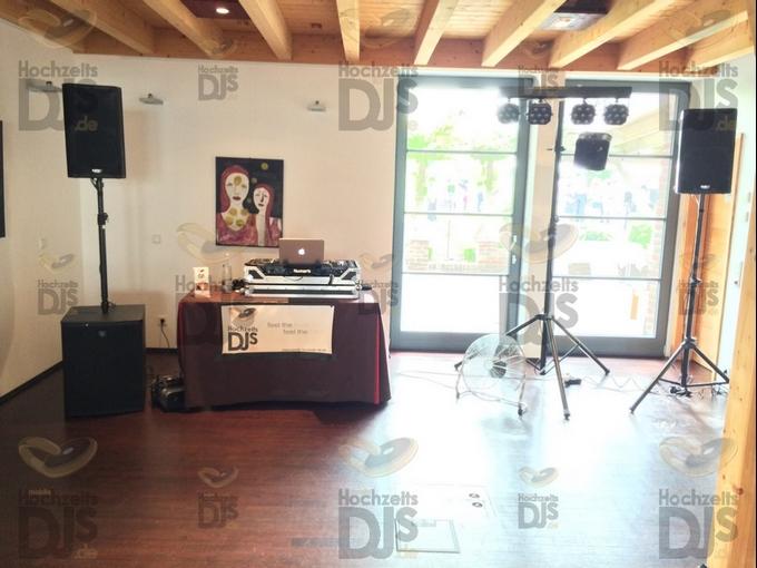 DJ-Paket Elegance im Brungshof