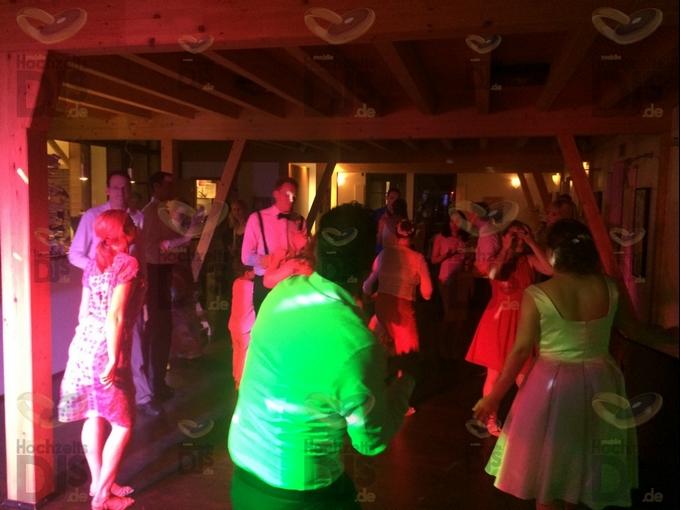 Hochzeitsfeier im Brungshof