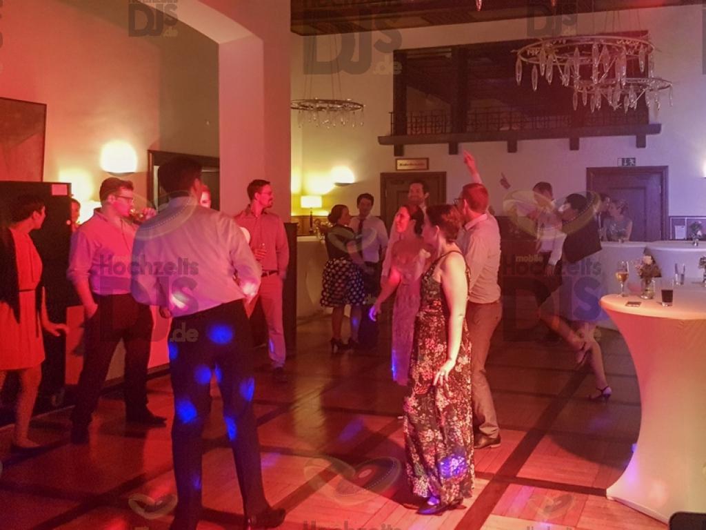 Party im Haus der Unternehmer Duisburg