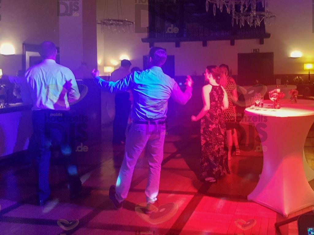 Hochzeitsfeier im Haus der Unternehmer Duisburg