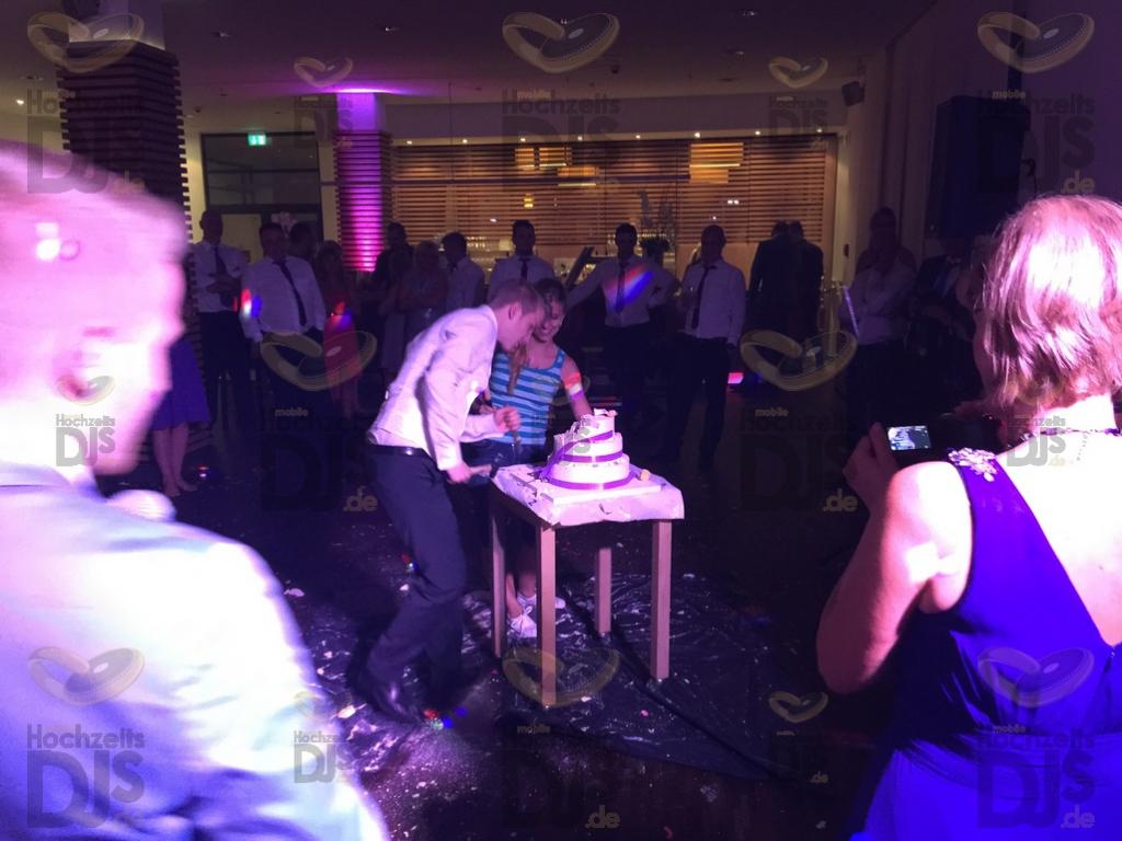 Hochzeitstorte im Heiner's Parkhotel