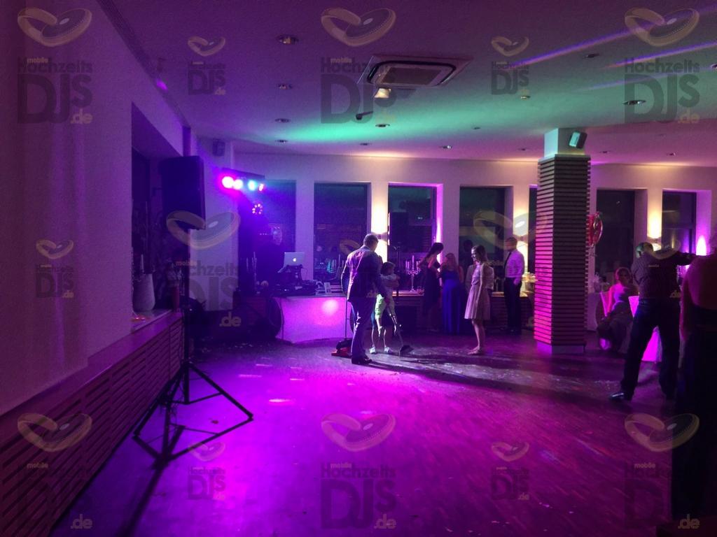 DJ Paket Elegance im Heiner's Parkhotel