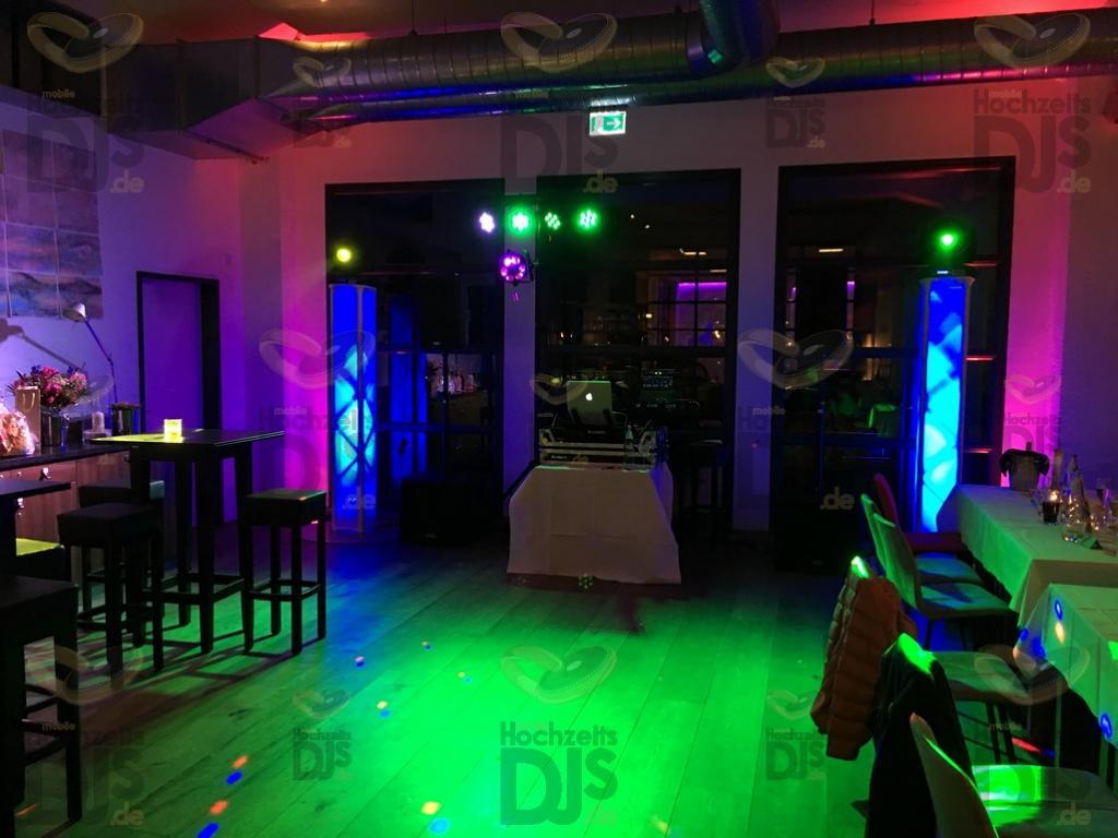 DJ Paket Superior B in der Kocherei Bielefeld