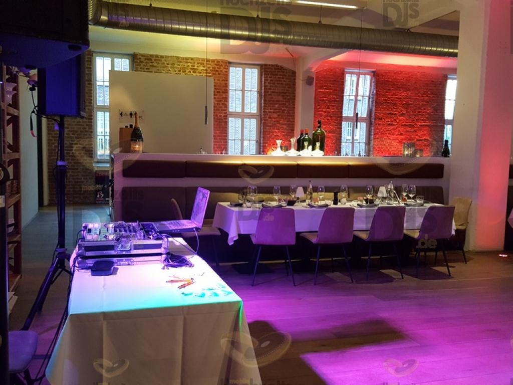 Ambiente in der Kocherei Bielefeld