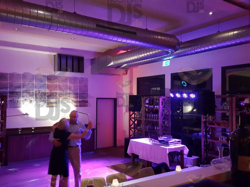 Tanzen in der Kocherei Bielefeld