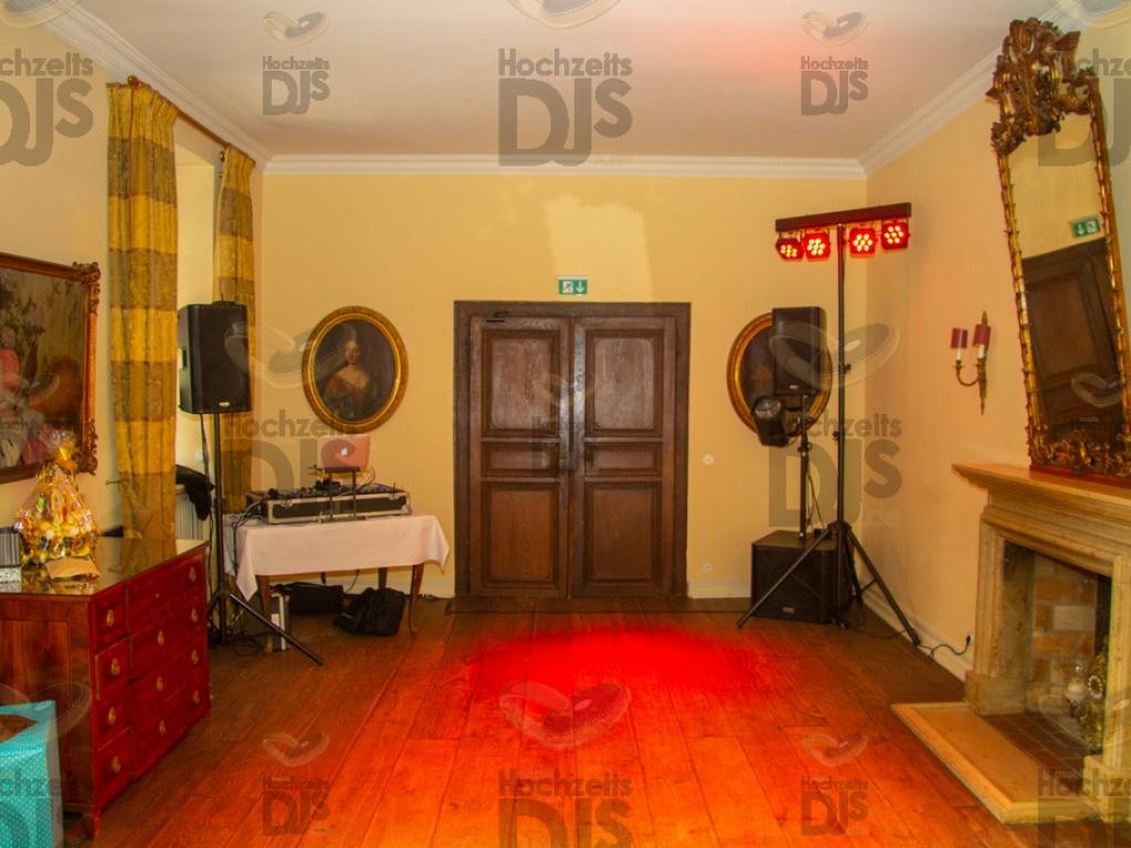 DJ Paket Elegance im Schloss Auel Lohmar