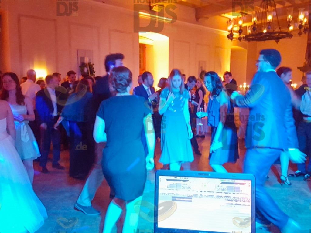 Party inSchloss Raesfeld