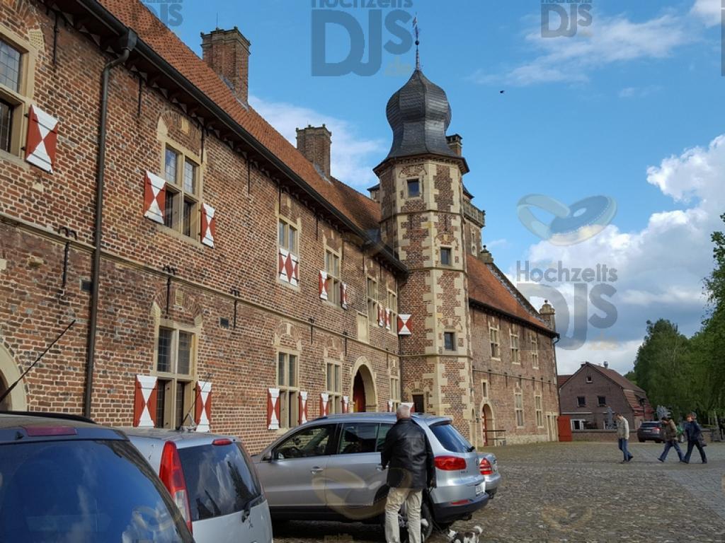 Außenbereich Schloss Raesfeld