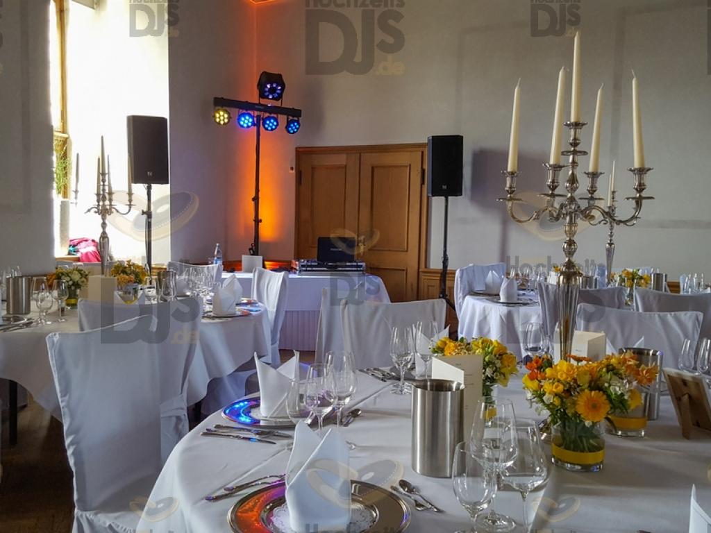 DJ Paket Elegance in Schloss Raesfeld