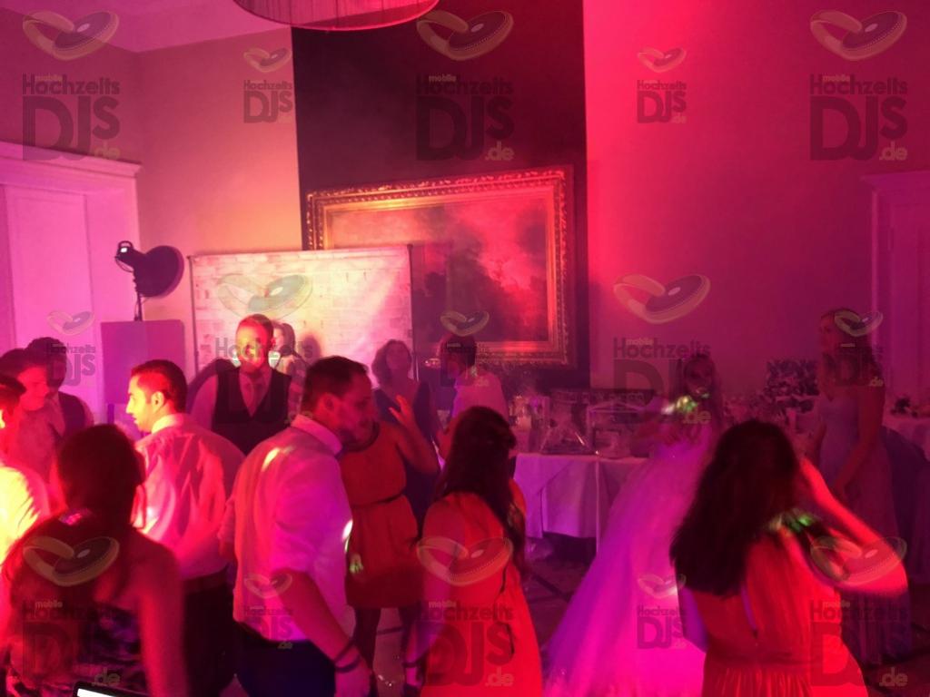 Hochzeitsfeier im Chopelin Krefeld