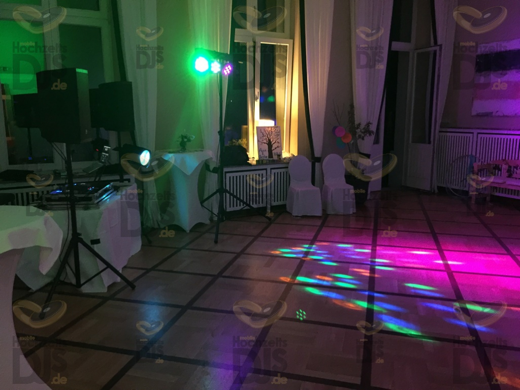 LED Bar im Chopelin Krefeld