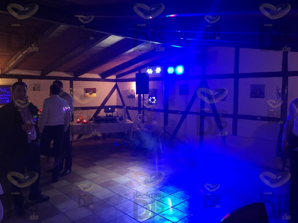 Lichteffekt Im Eichenwäldchen Duisburg