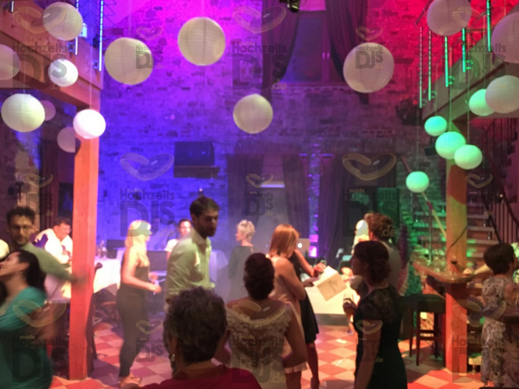 Hochzeitsfeier im Landhaus Grum