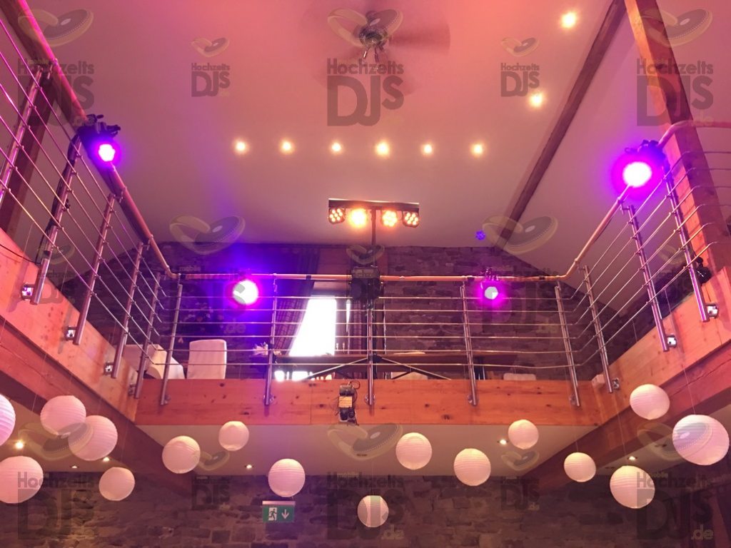 LED Bar im Landhaus Grum