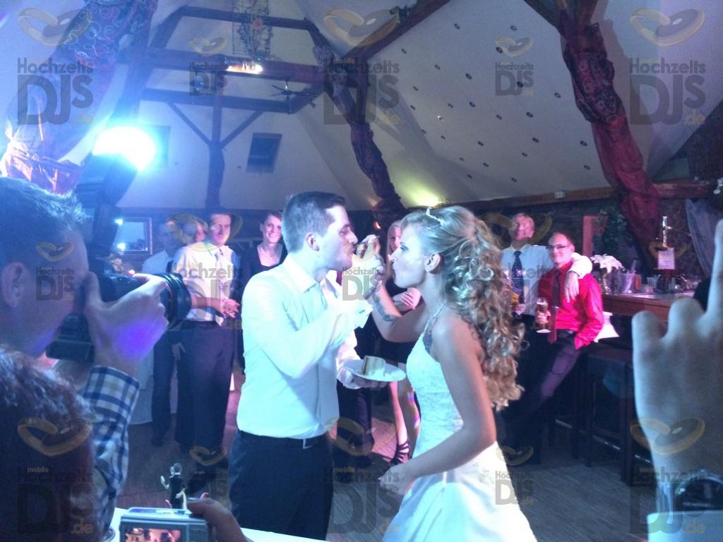 Hochzeitstorte im Landhaus Grum