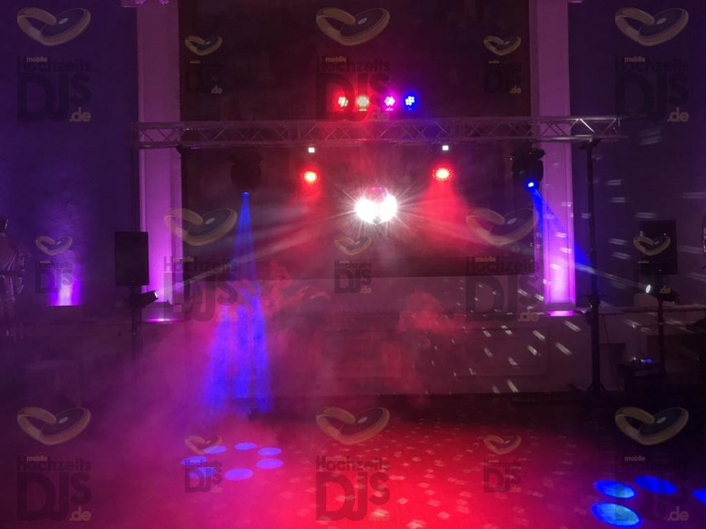 DJ Paket Superior A in der Neue Schulenburg Hattingen