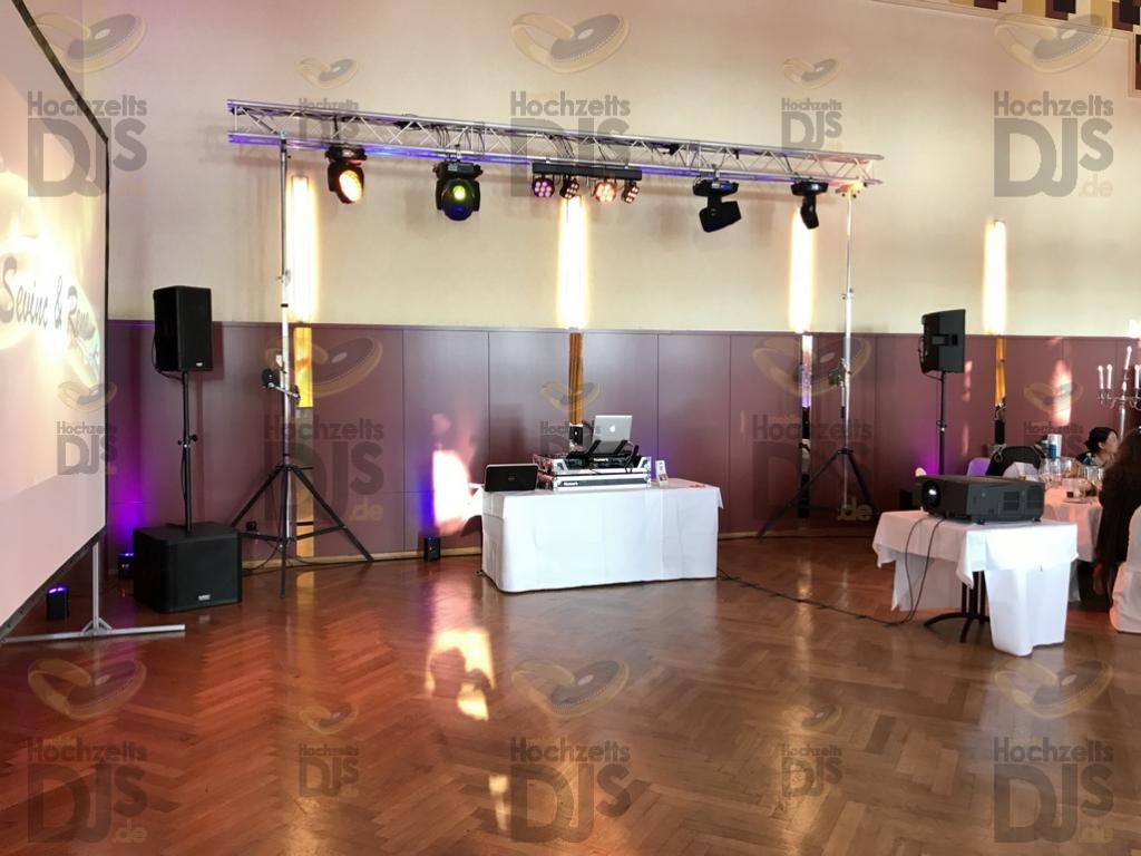 DJ Paket Superior A in den Rheinterrassen Düsseldorf