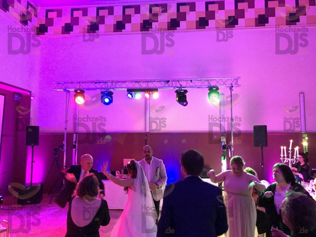 Hochzeitsfeier in den Rheinterrassen Düsseldorf