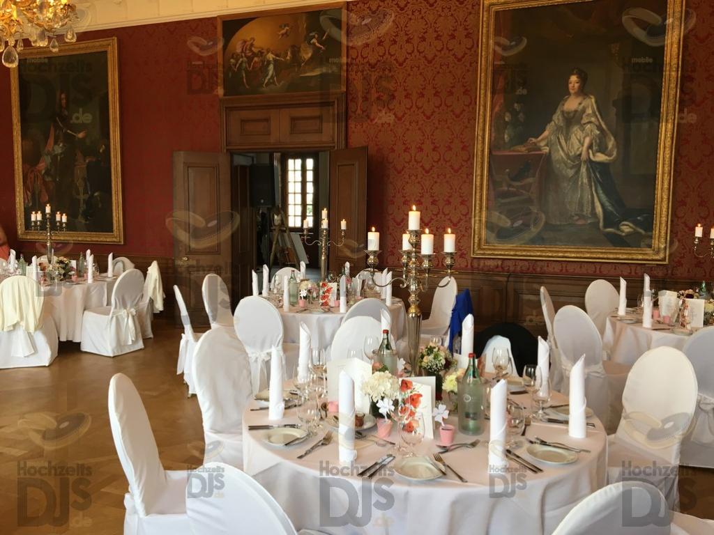 Ambiente im Schloss Nordkirchen