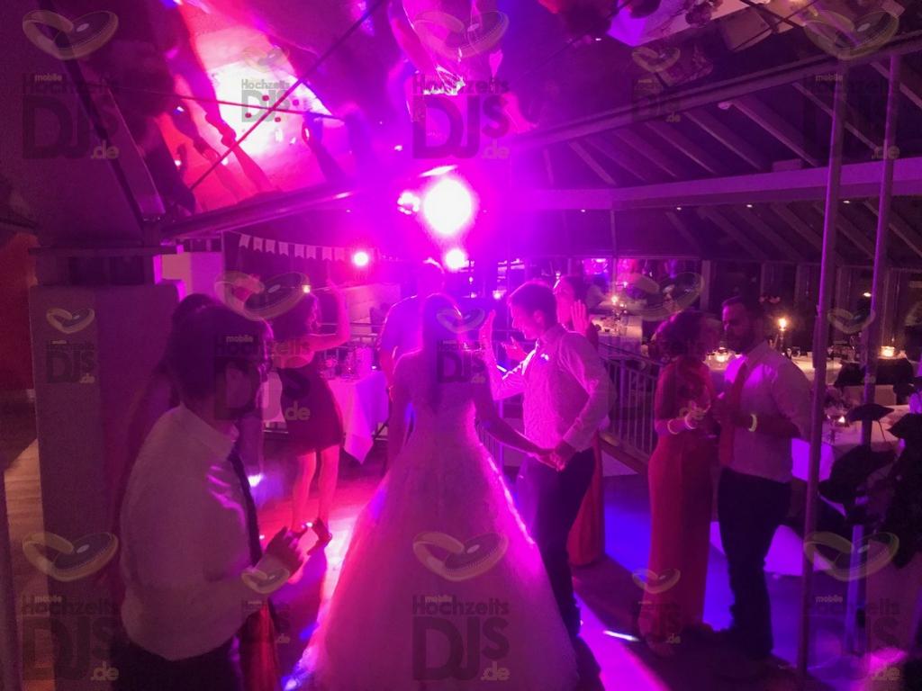 Hochzeitsfeier im Hotel Schnellenburg Düsseldorf