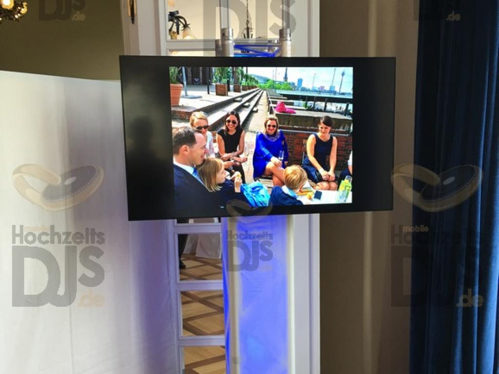 LCD Display im SportSchloss Velen