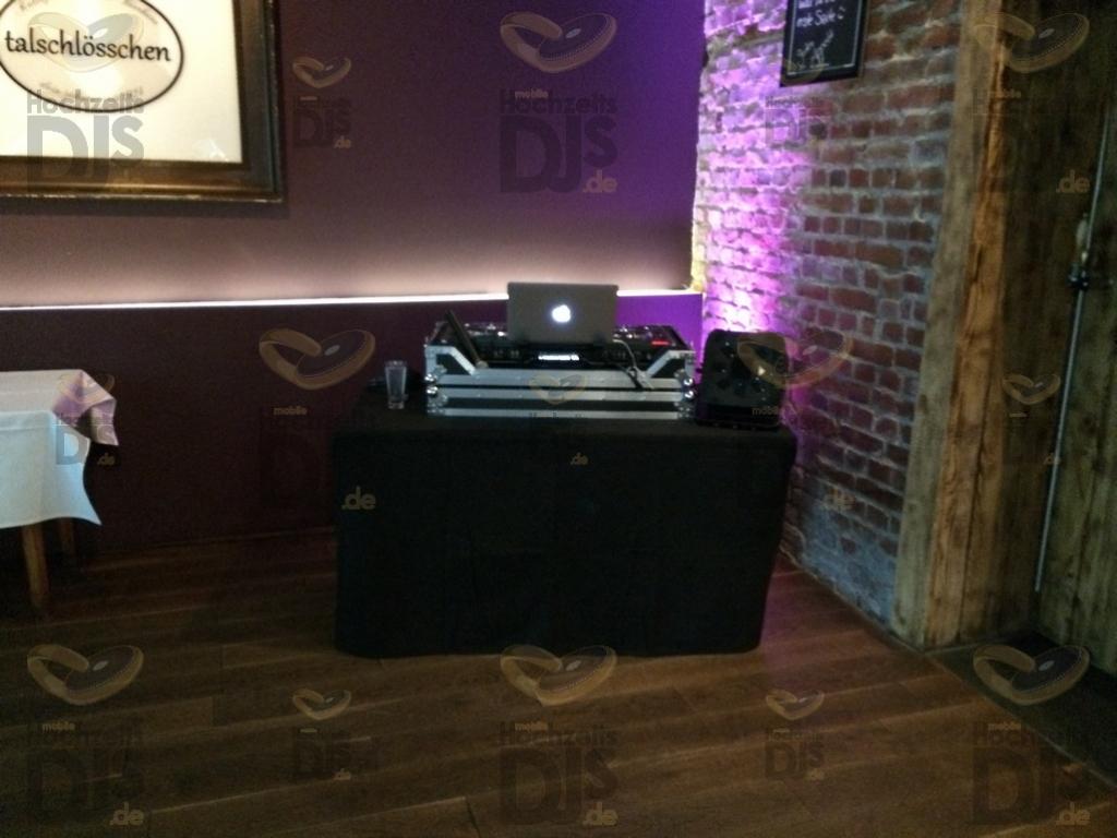 DJ Set im Talschlösschen Ratingen