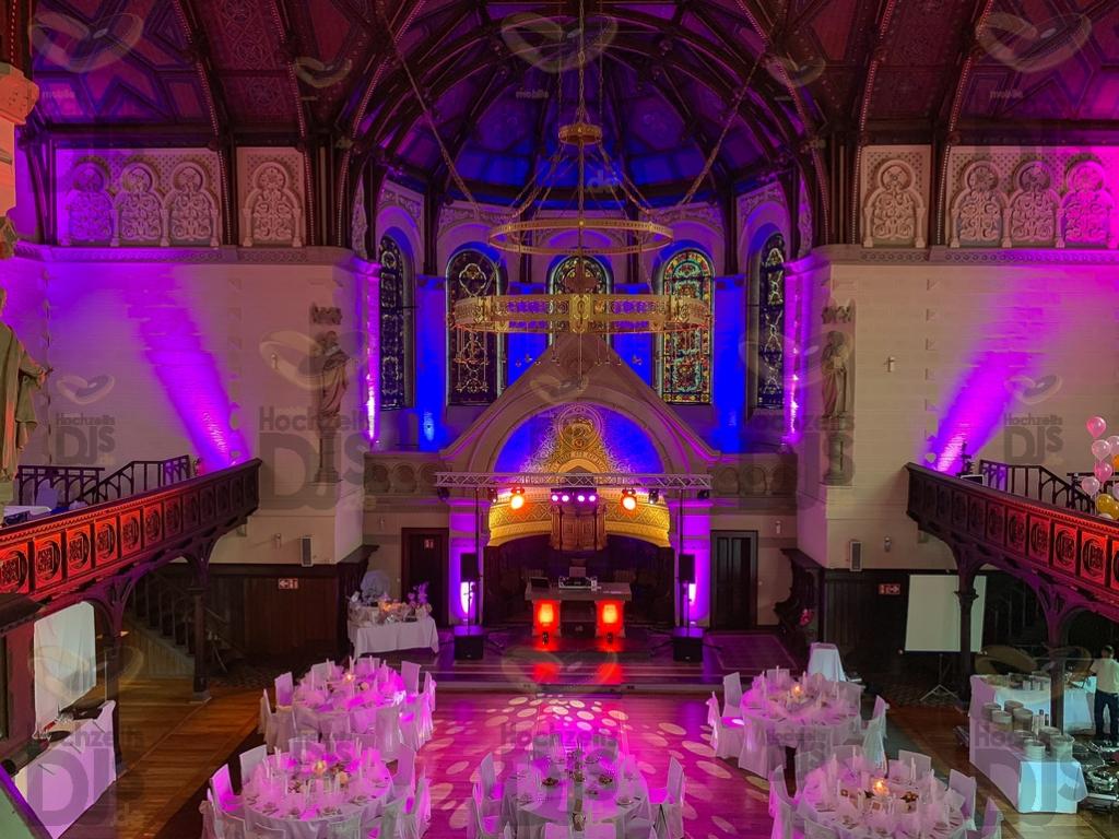 Eventkirche Velbert Mobile Hochzeits Dj