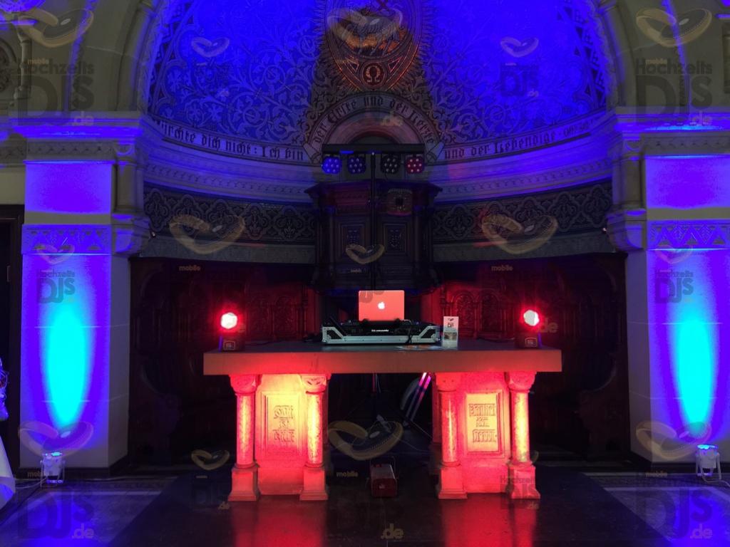 Eventkirche Velbert Langenberg Hochzeits DJ