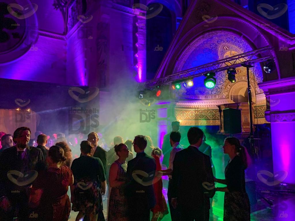 Eventkirche Velbert Langenberg Party