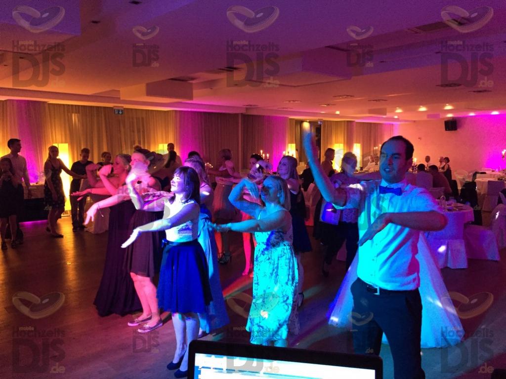 Hochzeitsfeier im Wellings Parkhotel Kamp-Lintfort