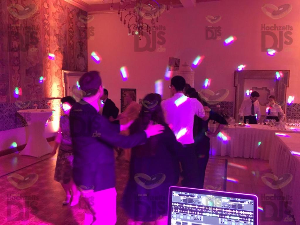 Hochzeitsfeier in der Abtei Rommersdorf, Neuwied