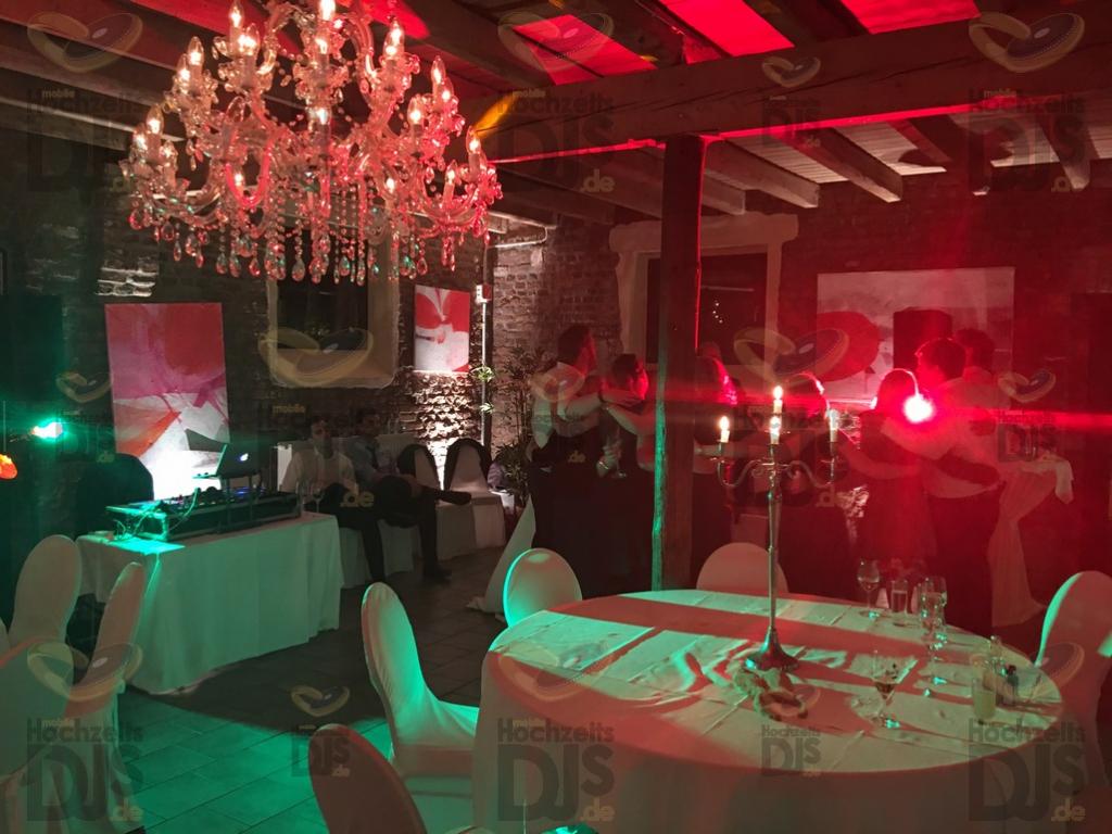 Hochzeitsfeier im  Feltgenhof Moers